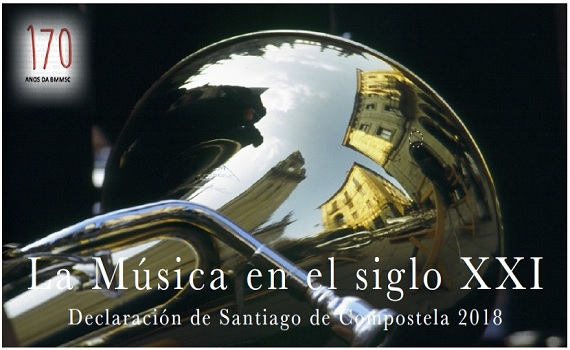 170 Aniversario Banda de Música de Santiago de Compostela
