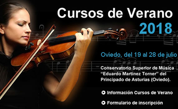 Escuela de Verano Fundación Princesa de Asturias 2018